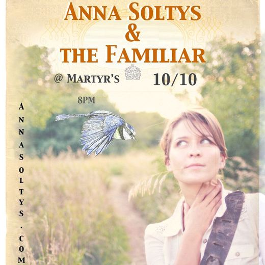 Untitled image for Anna Soltys and the Familiar