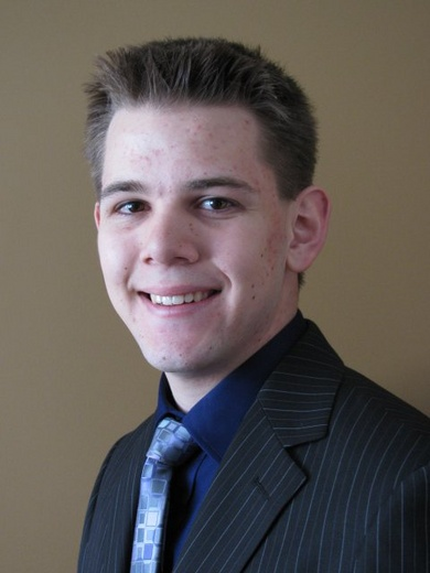 Portrait of Adrian Whitt