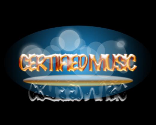 Portrait of Certified music