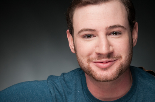 Portrait of Aaron T Dore