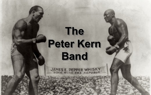Portrait of Peter Kern Band