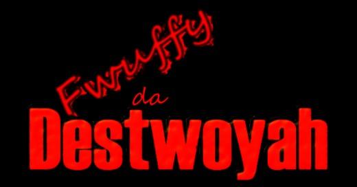 Portrait of Fwuffy Da Destwoyah