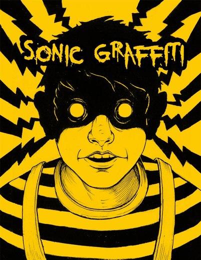 Portrait of Sonic Graffiti