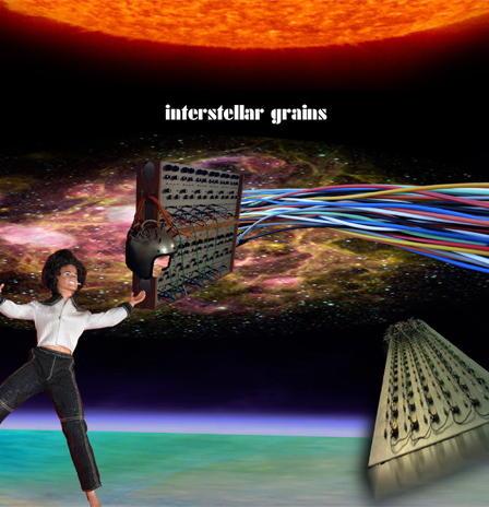 Untitled image for interstellar grains