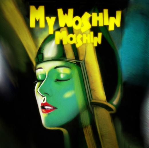Portrait of My Woshin Mashin
