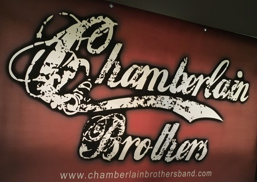 Portrait of Chamberlain Brothers Project