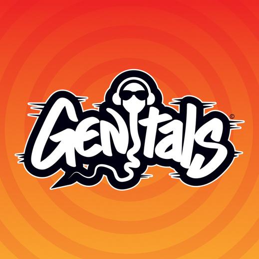 Portrait of Genitals