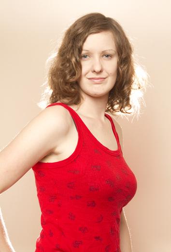 Portrait of Helen Caddes