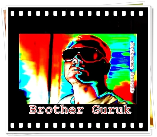 Portrait of Brother Guruk