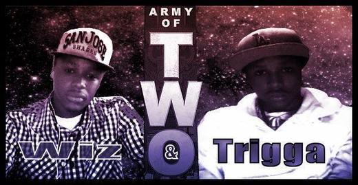 Portrait of Wizz & Trigga