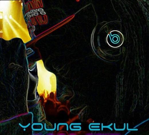 Portrait of Young EkuL