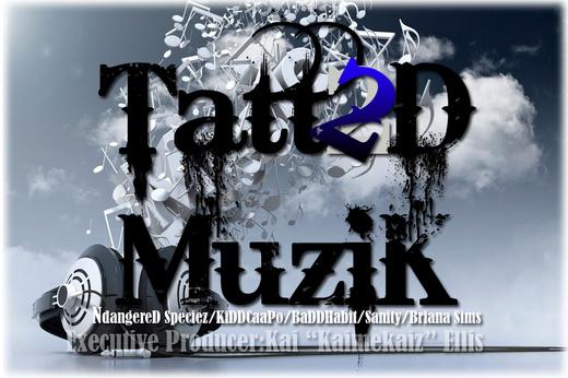 Portrait of Tatt2D MuziK