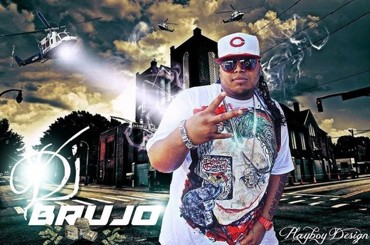Portrait of DJ Brujo