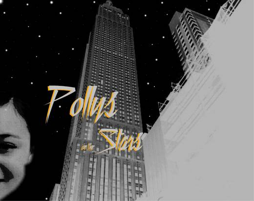 Portrait of Pollys in the Stars