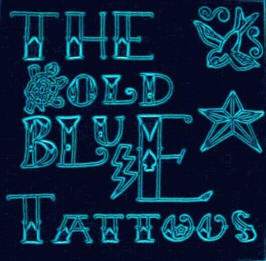 Portrait of The Old Blue Tattoos
