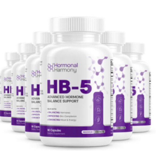 Portrait of hormonal harmony hb-5 reviews