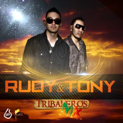 Portrait of Rudy & Tony