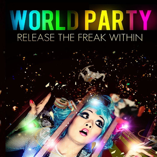 Portrait of World Party CD