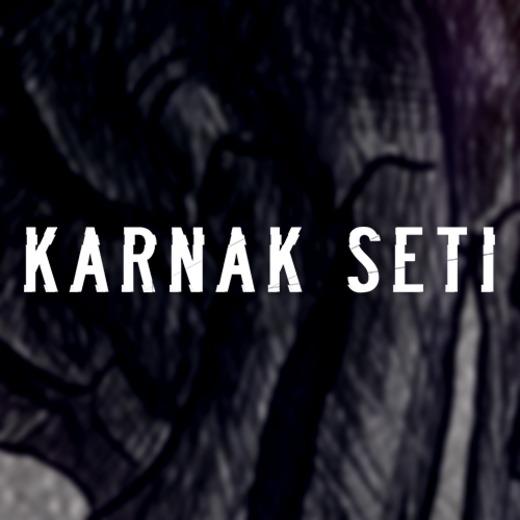 Portrait of Karnak Seti