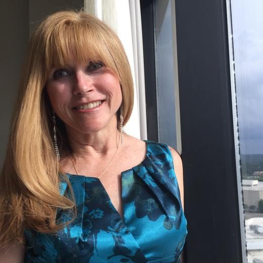 Portrait of Pamela Lack