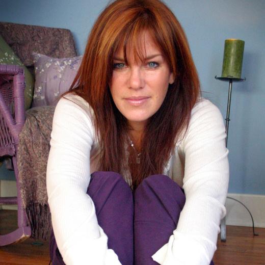 Portrait of Jill Jack