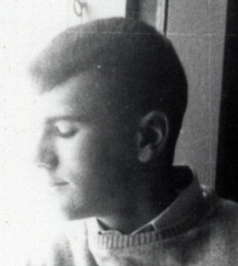 Portrait of John F. English