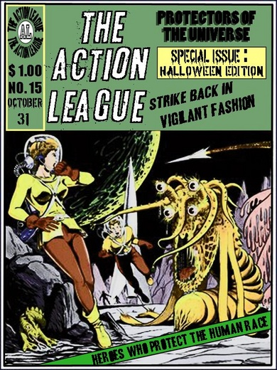 Untitled photo for The Action League