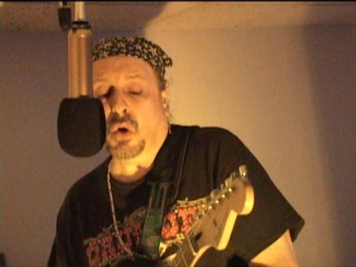 Portrait of Joe Yannetta & Sound Rec