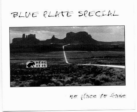 Untitled image for BLUE PLATE SPECIAL