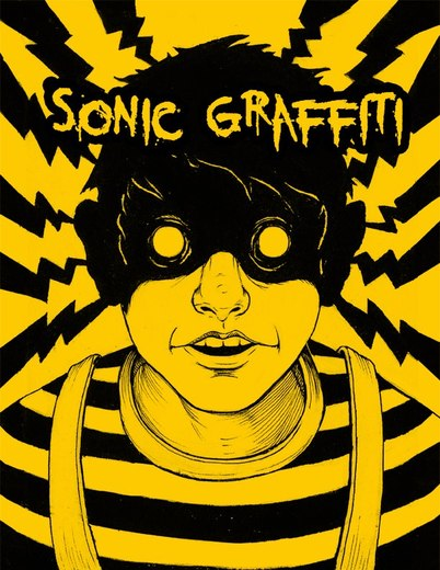 Untitled image for Sonic Graffiti