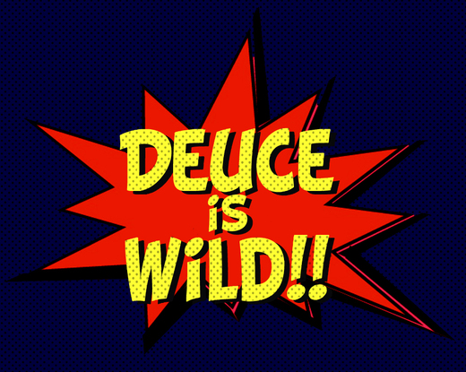 Portrait of Deuce Griff (Listen Ent.)