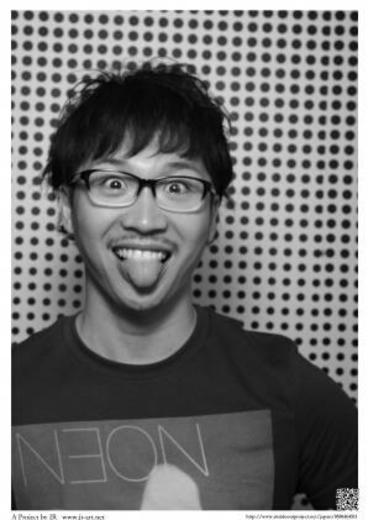 Portrait of ta2bon