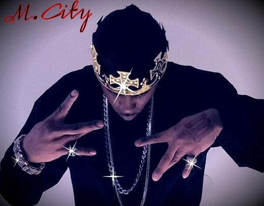 Portrait of M City