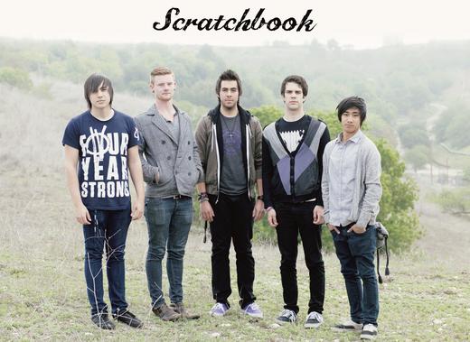 Portrait of Scratchbook