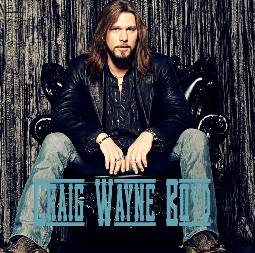 Portrait of Craig Wayne Boyd