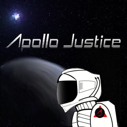 Portrait of Apollo Justice
