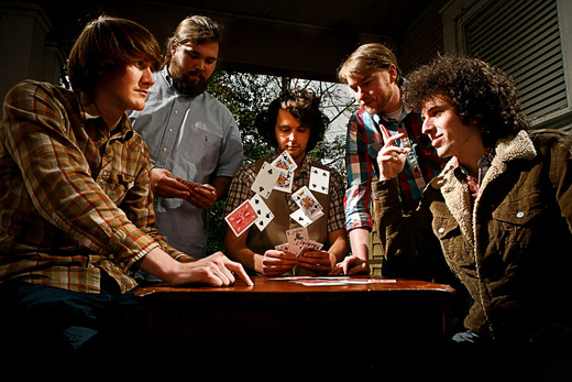 Portrait of The Park Band