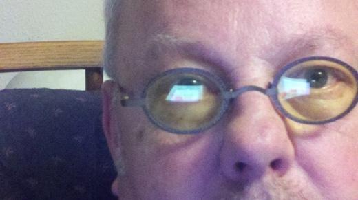 Portrait of Dick Easton