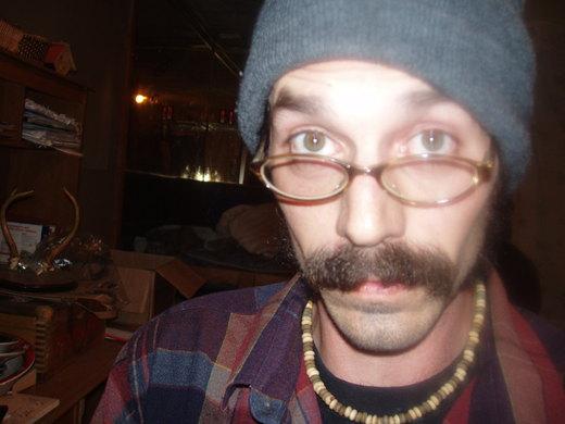 Portrait of Bart James Everman