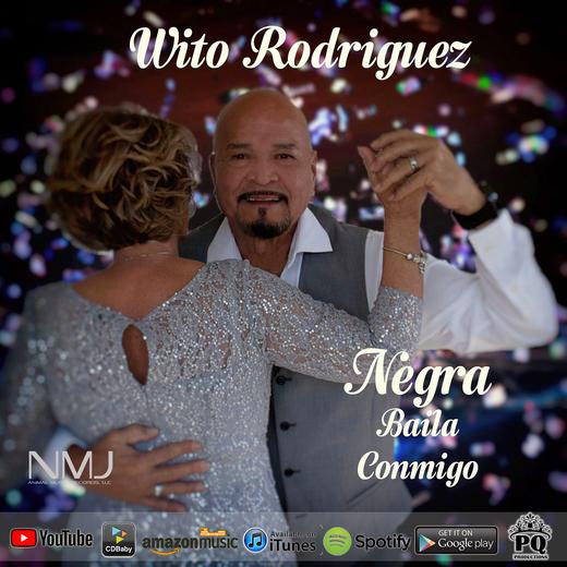 Portrait of Wito Rodriguez