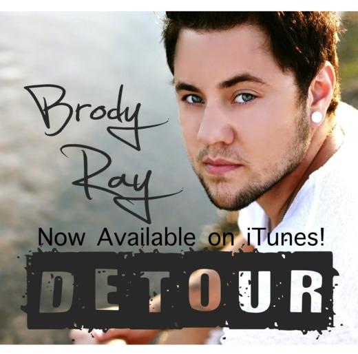 Portrait of Brody Ray