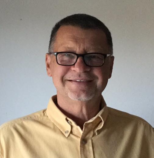 Portrait of Ron Rohlfing