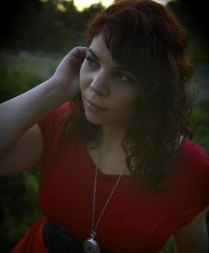 Portrait of LauraBaum