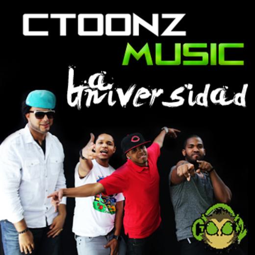Portrait of Ctoonz Music