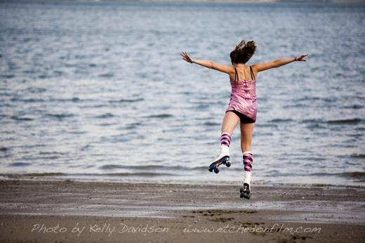 Untitled photo for Naked on Roller Skates