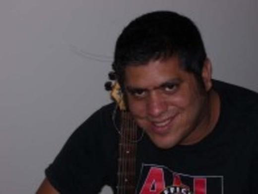 Portrait of Dario Western