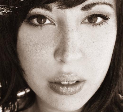 Portrait of Francesca Lee