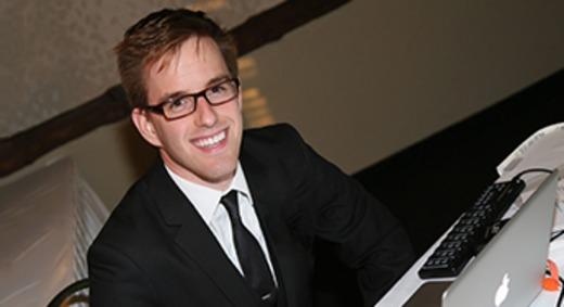 Portrait of Blake Schlawin