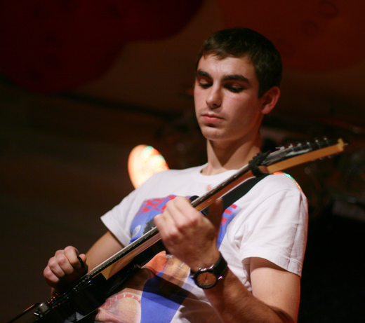 Portrait of Dmitriy Zhirnov