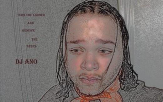 Portrait of DJ Ano